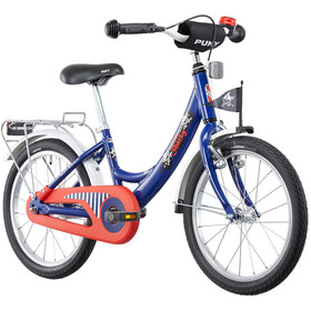 "Puky ZL 18-1 Bicycle aluminium 18"" Kids, capitan sharky"